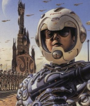 Ridley Scott brings back his Blade Runner scribe to adapt The Forever War