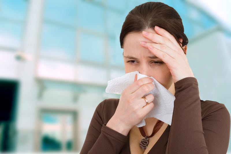 It Is Officially the Worst Allergy Season Ever