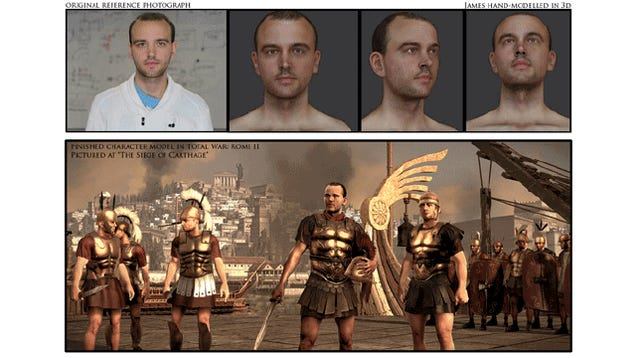 After His Battle With Cancer, a Fan Gets a Memorial in Total War