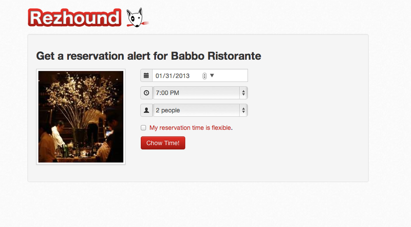 Rezhound Will Fetch You a Table at [Insert Exclusive Restaurant] Anytime