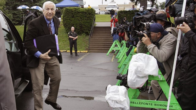 Jerry Sandusky Bombshell: Adopted Son Steps Forward to Claim Abuse