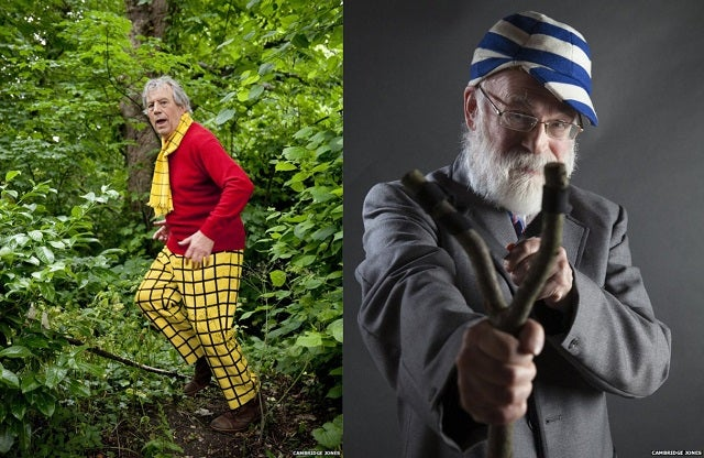Authors Convinced To Cosplay As Their Favorite Fictional Characters