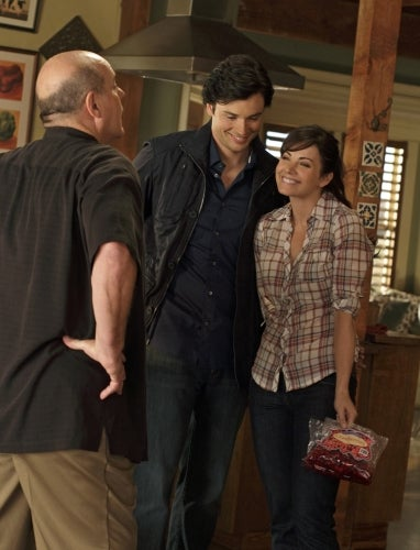 "Smallville ""Ambush"" Pictures"