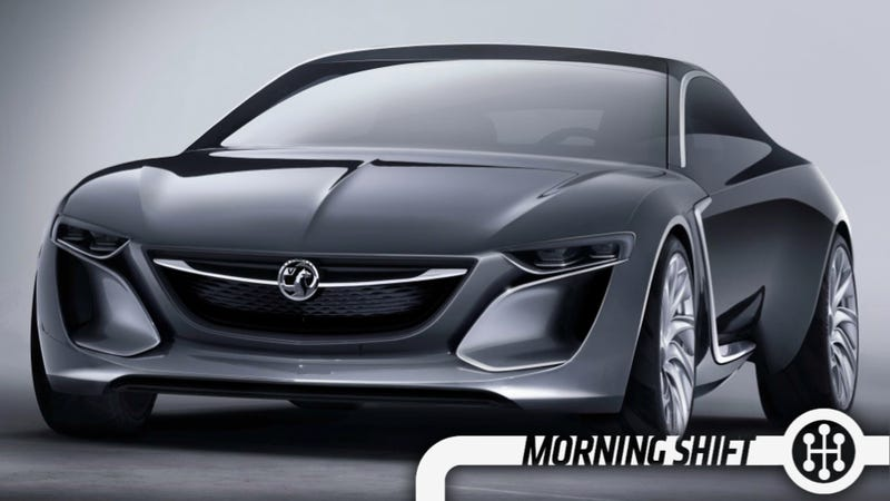 The Opel Monza Concept Makes Europe Worth Saving
