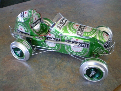 Heineken Car Gallery
