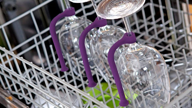 Save Your Wine Glass from the Dishwasher's Horrors