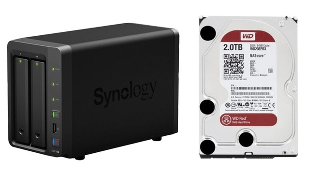 Huge GoPro Deal, Synology NAS, Wireless Headphones, Chargers Galore