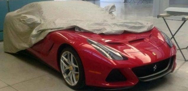 Ferrari SP America: The One-Off Targa F12 You've Been Waiting For