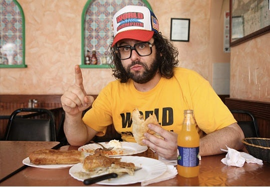 What The Fuck Are We Supposed To Do With Judah Friedlander?