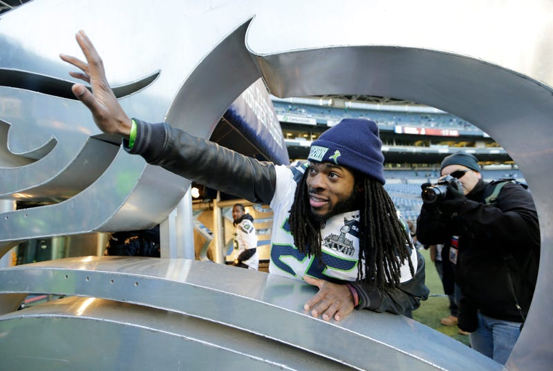 Richard Sherman Says The NFL Wouldn't Have Banned Donald Sterling