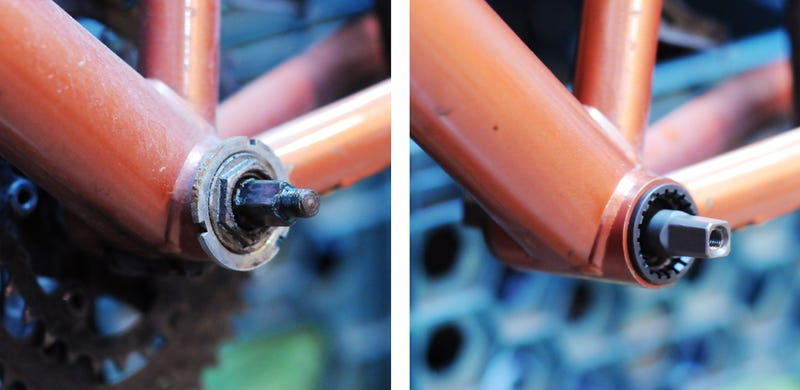 Remove A Bike's Stuck Bottom Bracket With This DIY Tool