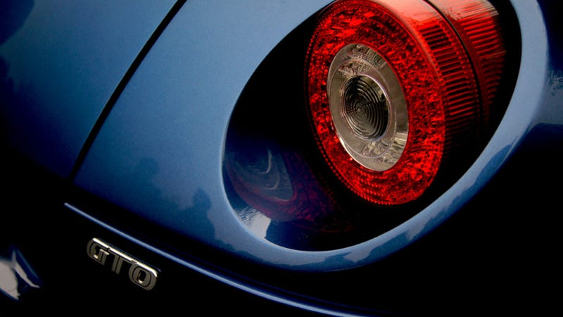 Your Ridiculously Awesome Ferrari 599 GTO Wallpaper Is Here