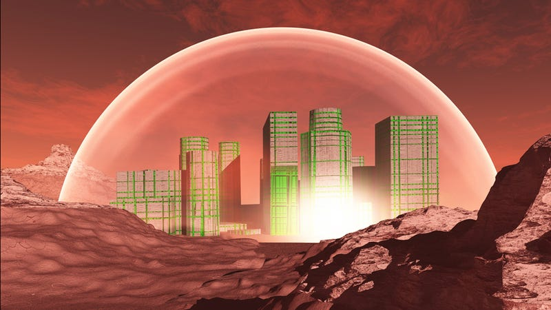 Elon Musk Wants to Build a Town on Mars the Size of Phuket