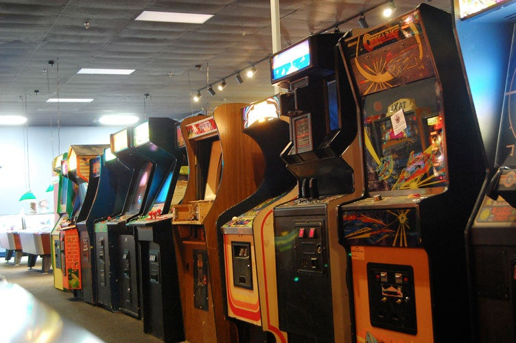 Arcade Magic - A Visit To The New Pinball Wizard