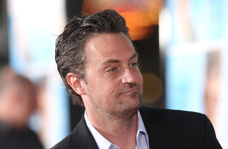 Matthew Perry Wins Decisive Battle in the War of the Friends