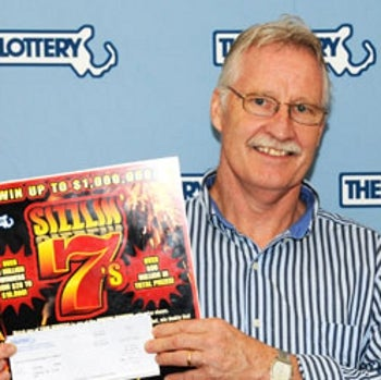 Luckiest Man Alive Wins $1 Million After Store Clerk Hands Him Wrong Scratch Ticket