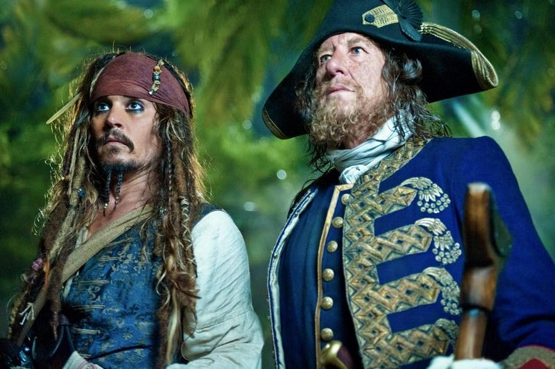 Pirates of the Caribbean: On Stranger Tides pics