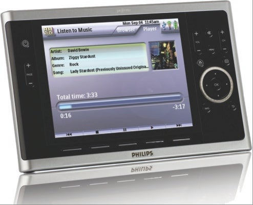 Philips Makes Pronto Home Control Mega-Remote More Mega: TSU9800