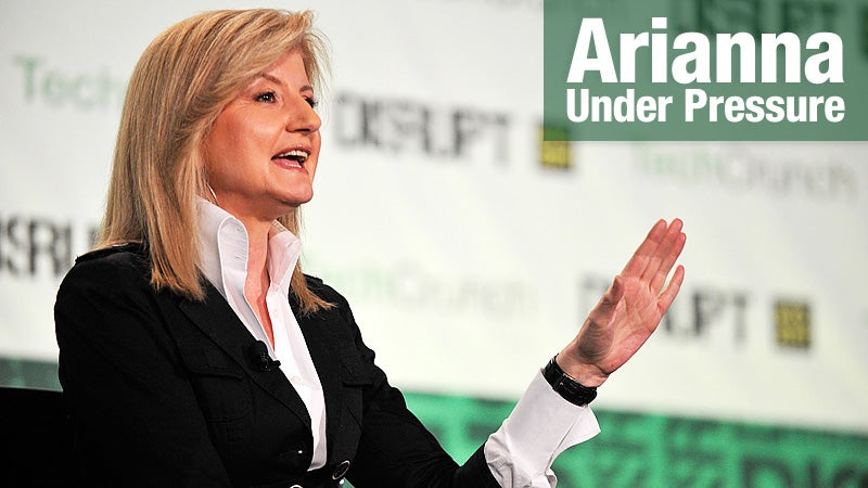 The Implosion of the Huffington Post-AOL Merger