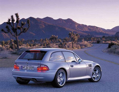 The Jalopnik Fantasy Garage: First-Generation BMW M Coupe