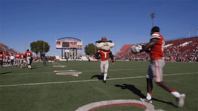 These Four .GIFs Might Make You Question Your Mascot Loyalties