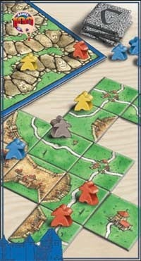 Carcassonne: My New Favorite Game