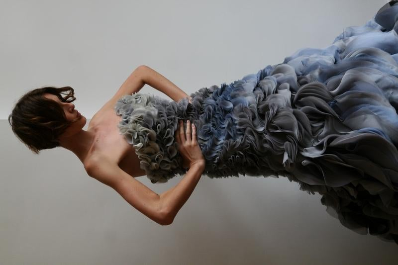 From Frenzied To Fierce: Behind The Scenes With Christian Siriano