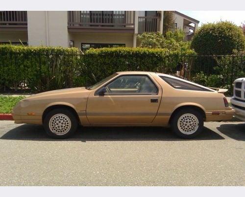 1985 Chrysler Laser XE