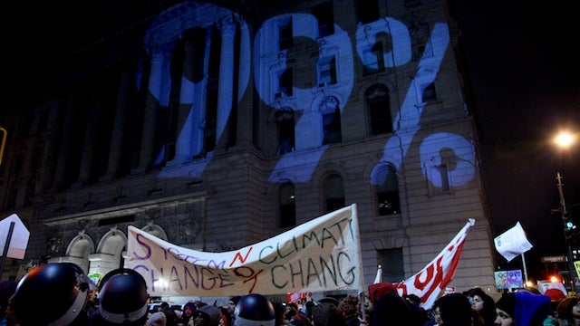 Occupy Wall Street Isn't Going Anywhere