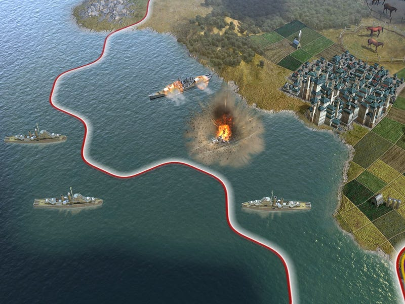 Civilization V's Screenshots Are Taking Over Our World