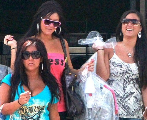 Jersey Shore's Spin-Offs: Asians, Persians, and Russians Wanted