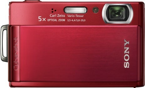 Sony DSC-T300: Sony's Top Line Slim Cam