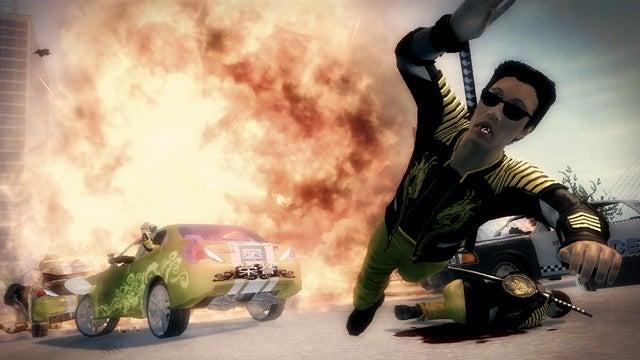 One Day You Might Think 'Saints Row' Without Thinking 'Grand Theft Auto'