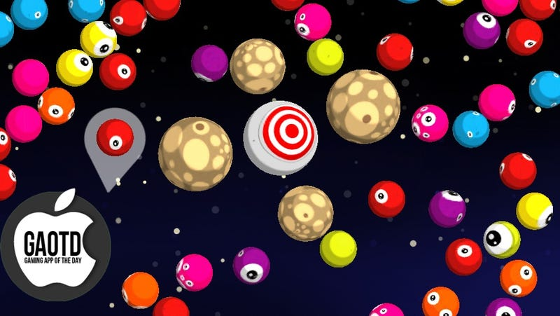 These Goofy Eyeballs Bounce into Near-Perfect Physics Perfection on the iPad