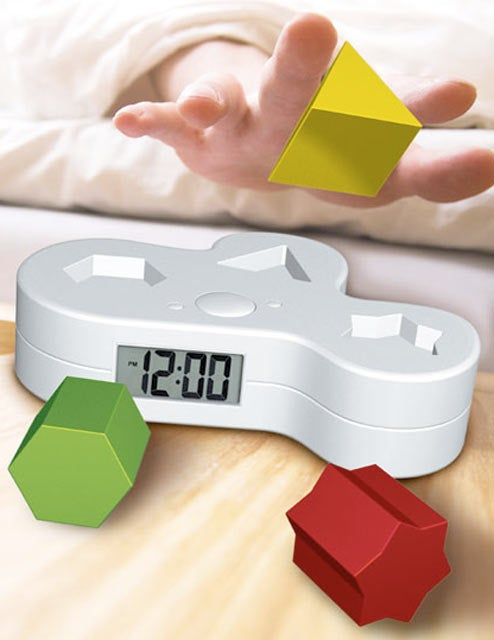 New Puzzle Alarm Clock Tests Your Early AM IQ