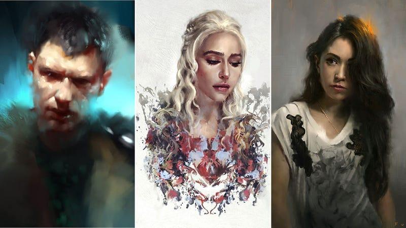 Rick Deckard, Meet Daenerys Targaryen