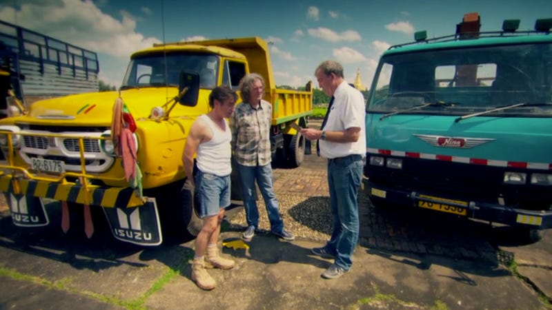 Top Gear Burma Special, Part 1, Video Open Thread