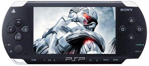 Crytek Moving Toward PSP Development?