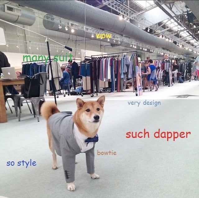 Doge Is An Actually Good Internet Meme. Wow.