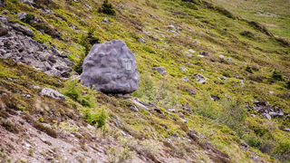 This Fake Boulder In the Alps Is