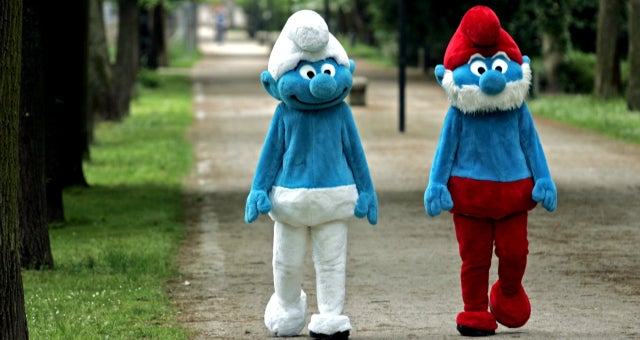 Smurfs Are Sexist Nazis, Says Worried French Sociologist