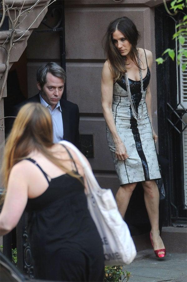 Sarah Jessica & Matthew: Vex And The City