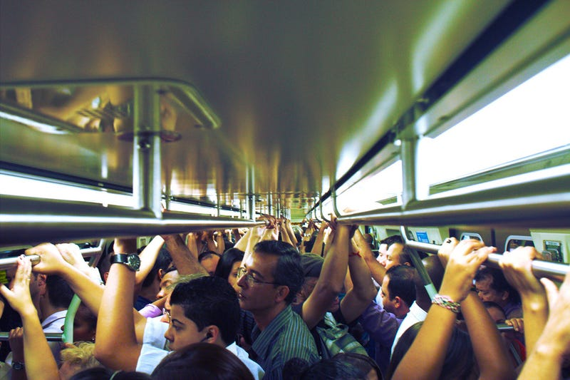 The World's Ten Worst Public Transit Systems