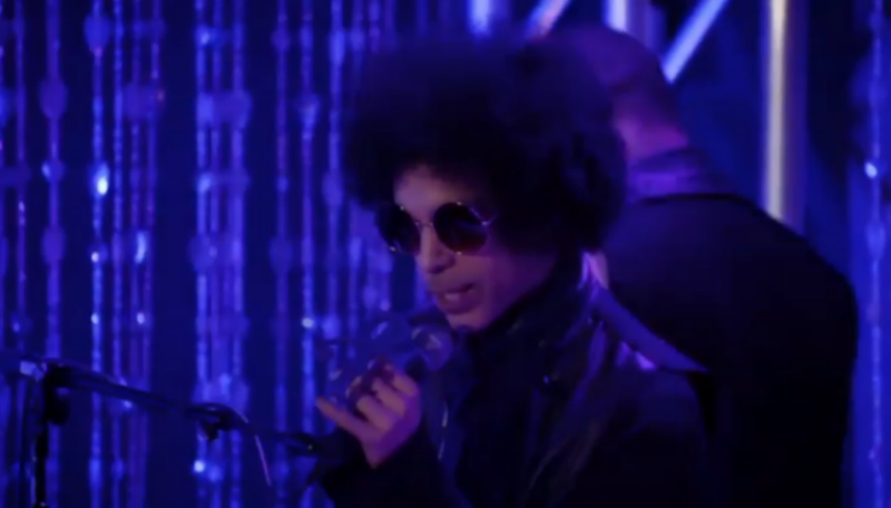 Prince Was Straight-Up Adorable on New Girl