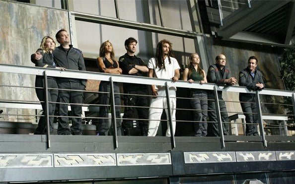 This Is The End, Stargate Atlantis