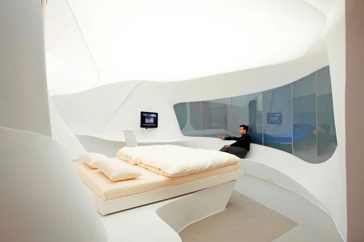 German Lab Invents the Future of Hotel Luxury