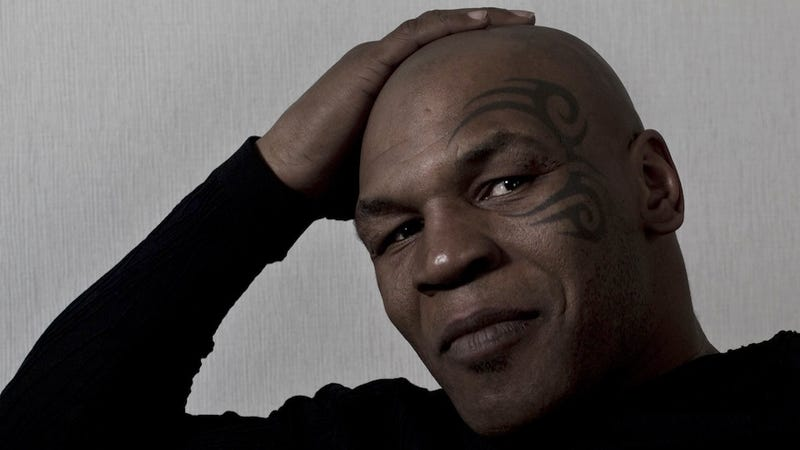 Mike Tyson Has Finally Been Reduced To A (Possibly Naked) Vegas Lounge Act