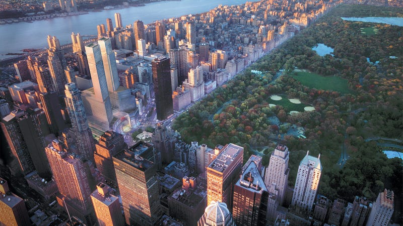 Is This Awesome Image of NYC a Photograph, a 3D Render, a Painting, or All of the Above?