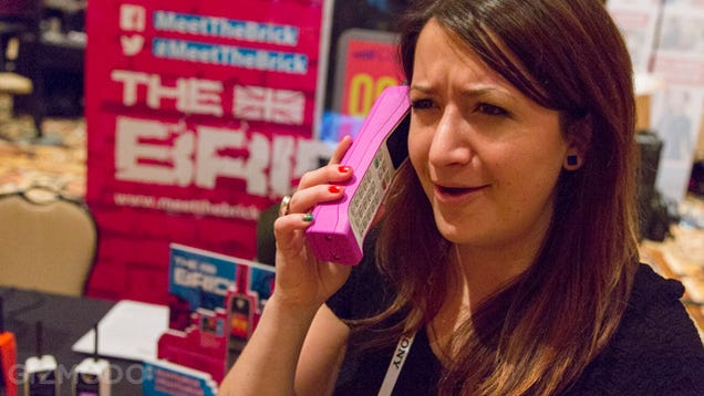 You Can Have a Zack Morris Brick Phone Without Going Back In Time
