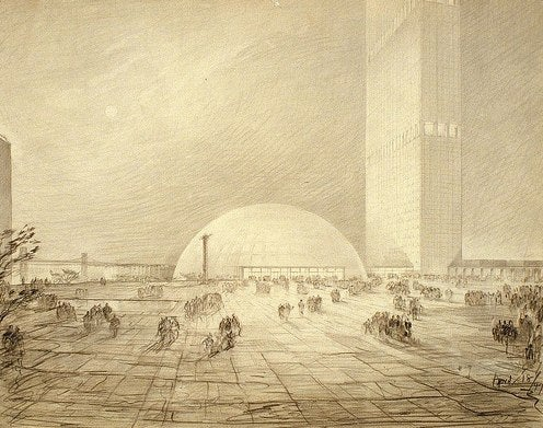 Impossible Skyscrapers and One Hippodrome